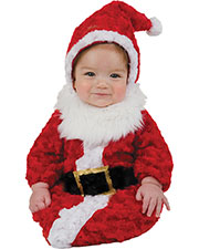 Halloween Costumes UR25849 Infants Santa Bunting at GotApparel