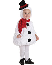 Halloween Costumes UR25980TLG Infants Snowman 2-4 at GotApparel