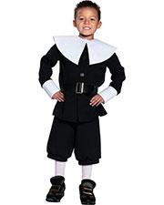 Halloween Costumes UR26946LG Boys Pilgrim Boy Large at GotApparel