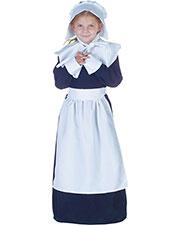 Halloween Costumes UR26947LG Girls Pilgrim Girl Large at GotApparel