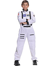 ASTRONAUT WHITE CHILD 4-6 at GotApparel