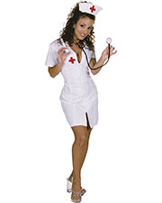 Halloween Costumes UR28134LG Women Hot Flash Large at GotApparel