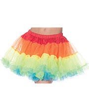 PETTICOAT TUTU RAINBOW at GotApparel