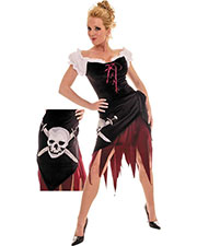 PIRATE WENCH SZ SMALL at GotApparel