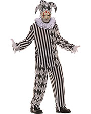Halloween Costumes UR28602T Boys Evil Harlequin Teen at GotApparel