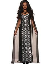 Halloween Costumes UR28626MD Women Mortalia Medium at GotApparel