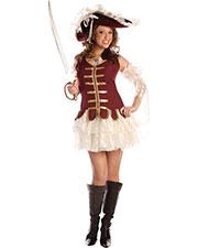 Halloween Costumes UR28914LG Women Treasure W Hat Large at GotApparel