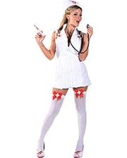 Halloween Costumes UR28972LG Women Intensive Care Large at GotApparel