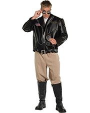 Halloween Costumes UR29044 Men Highway Patrol One Size at GotApparel