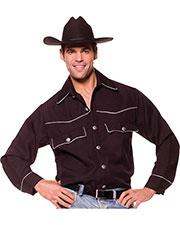 Halloween Costumes UR29067XL Boys Cowboy Shirt Male Xl at GotApparel