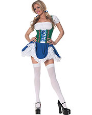 Halloween Costumes UR29361SM Women Gretchen Small at GotApparel