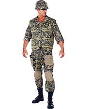 Halloween Costumes UR29395XL Men U.S. Army Ranger Dlx Xxl 48-50 at GotApparel