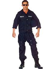 Halloween Costumes UR29429 Men Swat One Size at GotApparel