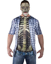 Halloween Costumes UR29715 Unisex Skull Mask Latex at GotApparel