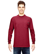 Dickies WL450T Unisex 6.75 oz. Heavyweight Work Long-Sleeve Tall Work T-Shirt at GotApparel