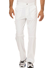 Cherokee Workwear WW140 Men Fly Front Pant   at GotApparel