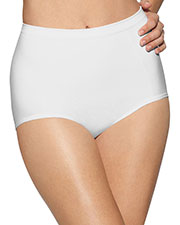 Bali X245 Women Seamless Brief With Tummy Panel Ultra Control 2Pack at GotApparel