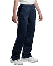 Sport-Tek YPST91 Boys Tricot Track Pant at GotApparel