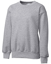 Clique Basics YRK01001 Boys Fleece Crew at GotApparel