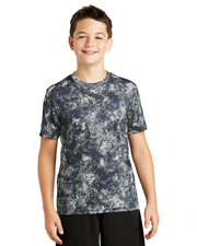 Sport-Tek® YST330 Boys   Youth Mineral Freeze Tee at GotApparel