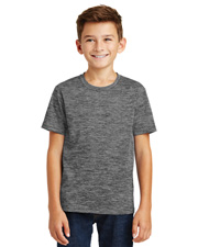 Sport-Tek® YST390 Boys Youth PosiCharge®  Electric Heather Tee at GotApparel