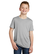 Sport-Tek® YST450 Boys YST450 Boys PosiCharge® Competitor™ Cotton  at GotApparel