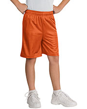 Sport-Tek YST510 Boys PosiCharge ™ Classic Mesh Short at GotApparel